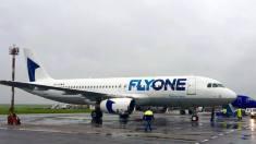 Zborurile aeronavelor Fly One, interzise în spațiul aerian al Federației Ruse