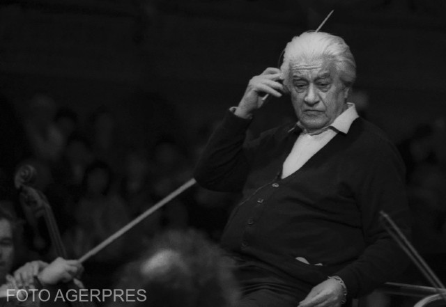 PORTRET | Sergiu Celibidache – un filosof al muzicii universale