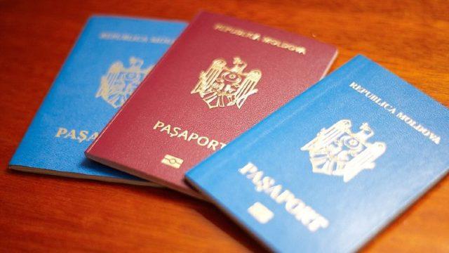 Pașapoartele vor fi eliberate pe 10 ani din 10 octombrie