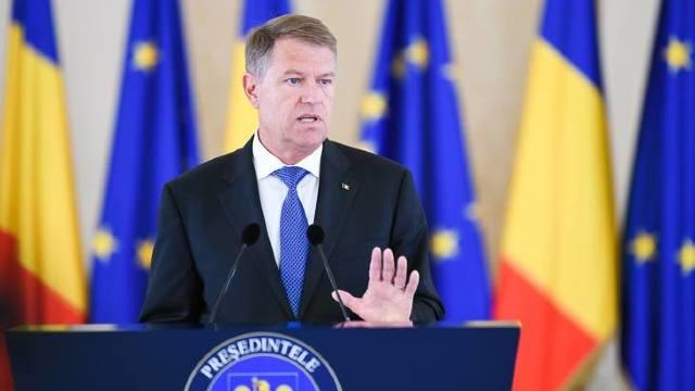 Klaus Iohannis reiterează dorinţa României de a adera cât mai repede posibil la spaţiul Schengen