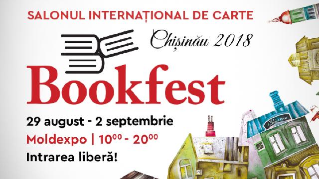 Centenarul Marii Uniri   Ediție specială a salonului de carte Bookfest, la Chișinău