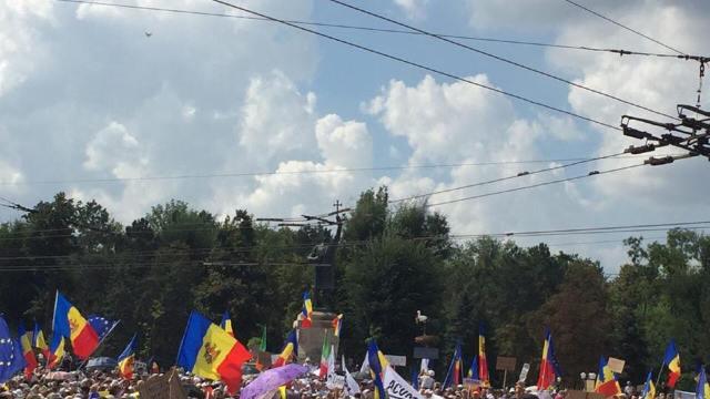 Rezoluția protestului Mișcării de Rezistență Națională ACUM: Demisia guvernului Filip
