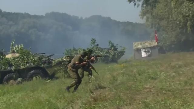 PVE   Depozitul de muniții de la Cobasna are mari șanse de a exploda din cauza exercițiilor militare din Transnistria