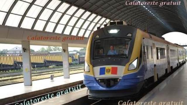 Tinerii născuți pe 27 august pot beneficia de un bilet gratuit de călătorie cu trenul la Iași