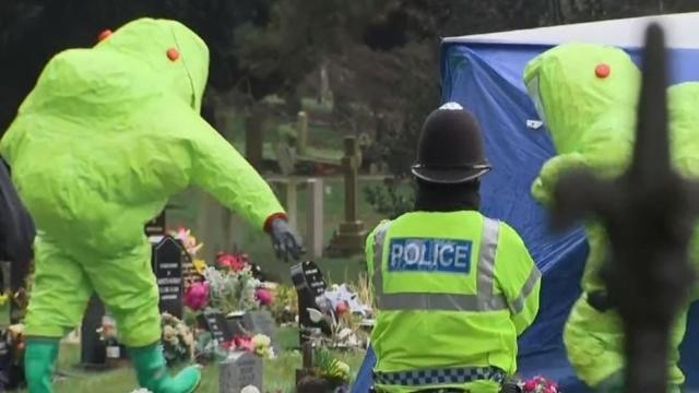 SUA condamnă dur atacul cu arme chimice comis de Rusia în Marea Britanie împotriva lui Skripal