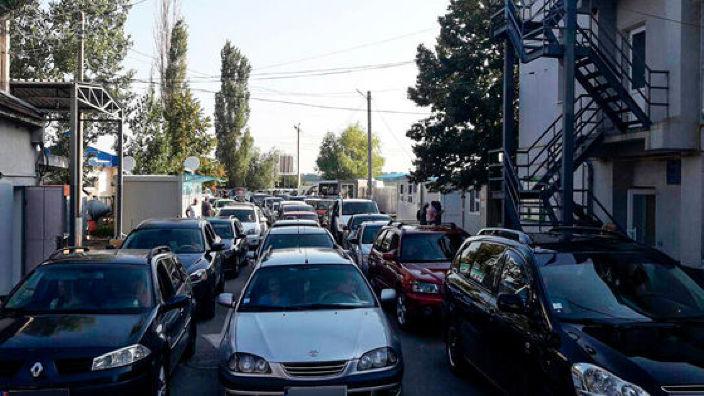 Care este timpul de așteptare la acest moment, la trecerea frontierei de stat cu Ucraina