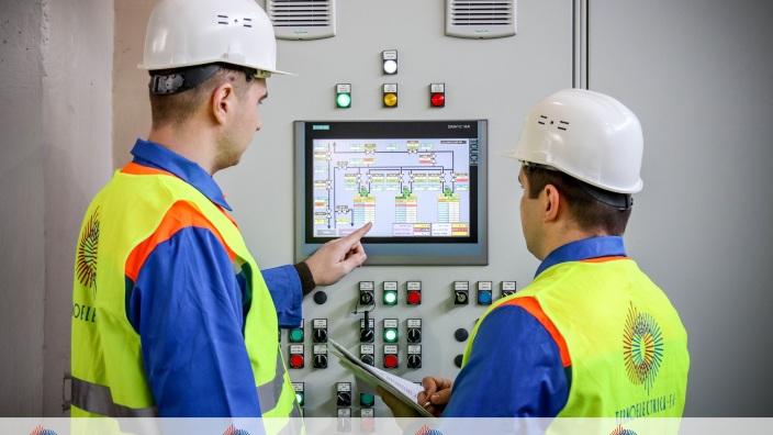 Sistem nou de livrare a energiei termice care permite efectuarea lucrărilor fără deconectare de la rețea