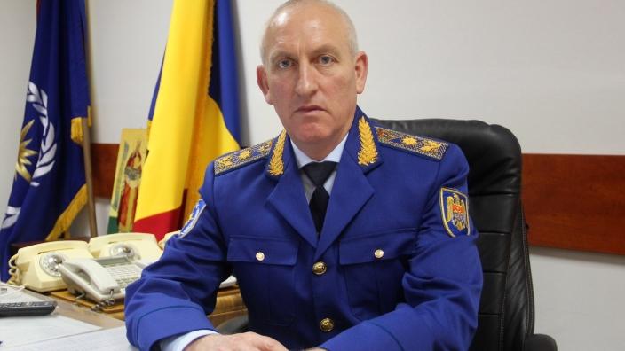 Şeful Inspectoratului General Situaţii de Urgenţă, Mihail Harabagiu, efectuează o vizită de lucru în România