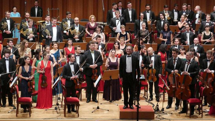 Orchestra de Tineret România-Moldova va evolua în trei concerte extraordinare la Sinaia, Bucureşti şi Berlin