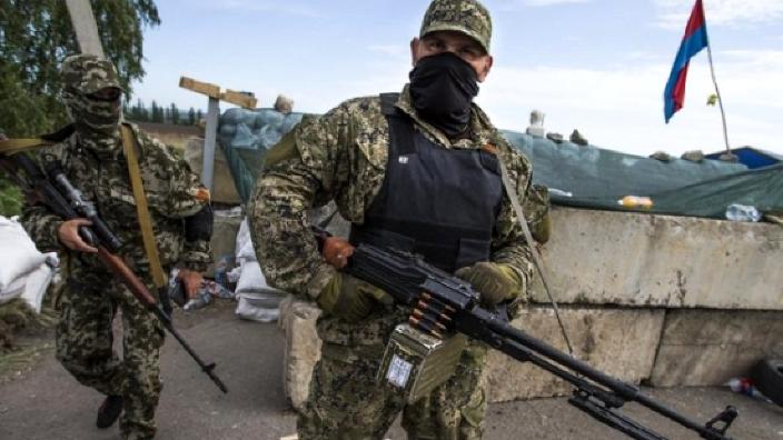 Kievul a descoperit un nou tip de armament rusesc în Donbas și cere consolidarea sancțiunilor împotriva Rusiei