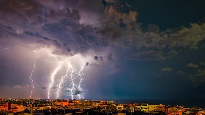 Furtuni în Grecia. Atenționare pentru cei care își fac planuri de călătorie în această țară