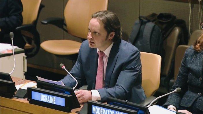 Însărcinatul cu afaceri al Ucrainei la ONU | Rusia va plăti cu vârf şi îndesat pentru răul adus Georgiei, R.Moldova şi Ucrainei