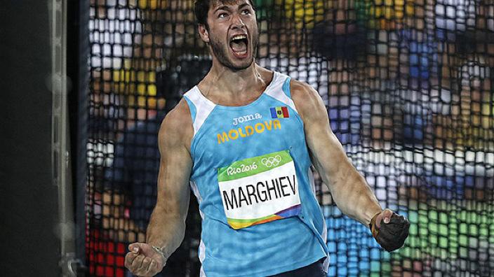 Serghei Marghiev s-a calificat în finală la Europene