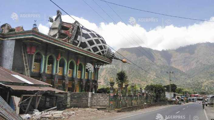 Indonezia | De ce a fost lovită insula Lombok de mai multe seisme?