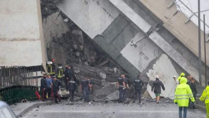 Un cetățean român a murit ieri, în urma prăbuşirii viaductului de pe autostrada A10, în apropiere de Genova