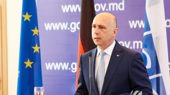 Pavel Filip a cerut demisia șefilor Poliției de Frontieră și Serviciului Vamal de la Leușeni
