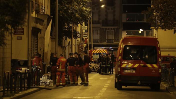 Paris | Incendiu violent cu peste 20 de răniți și cinci copii în stare gravă