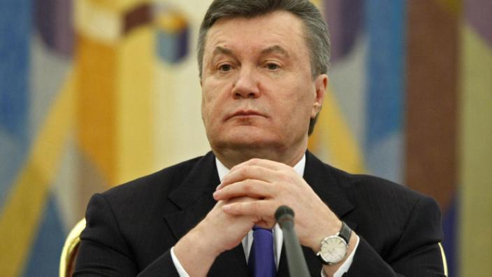 Justiţia ucraineană a cerut 15 ani de închisoare pentru Viktor Ianukovici, inculpat pentru înaltă trădare