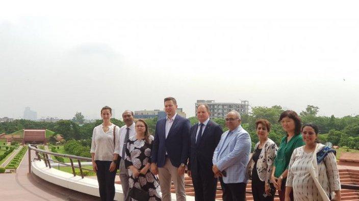 R.Moldova intenționează să deschidă o Ambasadă la New Delhi