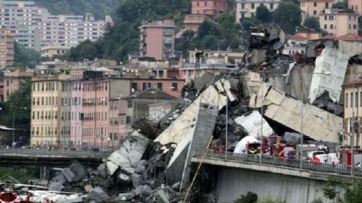 Românul rănit după prăbuşirea podului de la Genova a încetat din viaţă, chiar în ziua funeraliilor din Italia