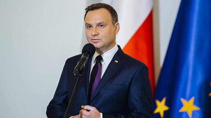 Preşedintele polonez s-a opus reformei care interzice accesul partidelor mici din Polonia în Parlamentul European