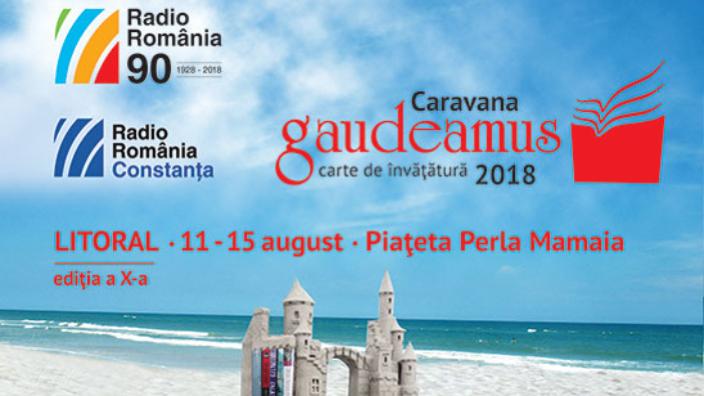Gaudeamus Litoral 2018 pe scurt: mii de vizitatori, zeci de premii şi o atmosferă de neuitat