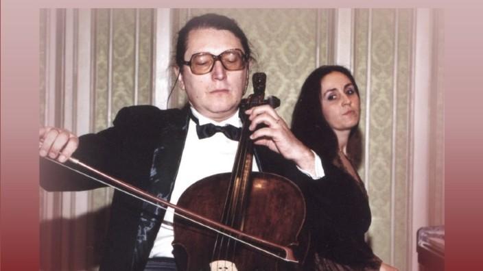 Recital de violoncel şi pian susţinut de Marcel şi Sanda Spinei la Sala cu Orgă