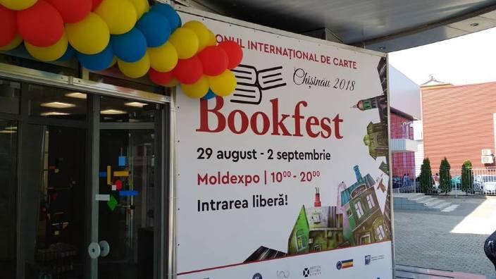 Salonul Internațional de Carte Bookfest, la a treia ediție în Chișinău: un eveniment dedicat Centenarului Marii Uniri