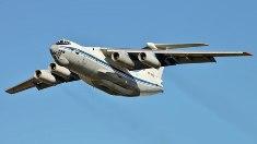 Militarii ruşi au descoperit locul prăbuşirii avionului dispărut deasupra Siriei