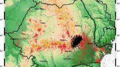 Al doilea cutremur în Vrancea, la doar căteva ore