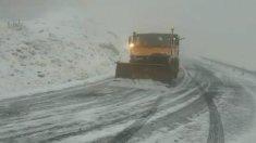 Alertă de vreme deosebit de rece și ninsori în România