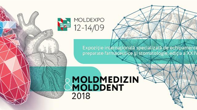 Circa 80 de companii din 10 țări participă la expoziția internațională de farmacie și stomatologie de la Moldexpo