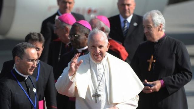 În vizită în Lituania, Papa Francisc lansează un apel împotriva recrudescenței totalitarismului