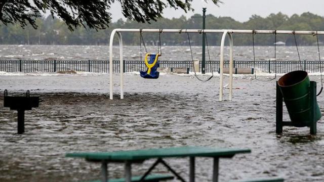 Cel puţin opt oameni au murit în SUA în urma uraganului Florence