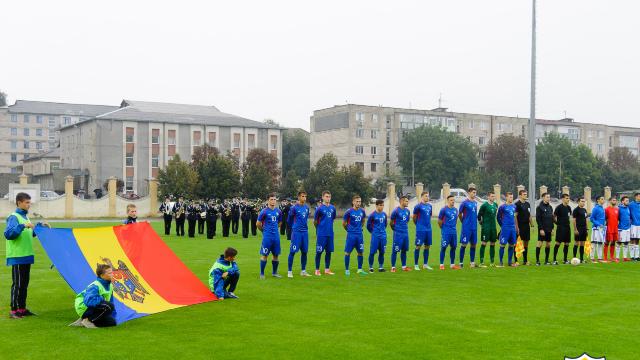 Naționala de tineret învinge la limită San Marino