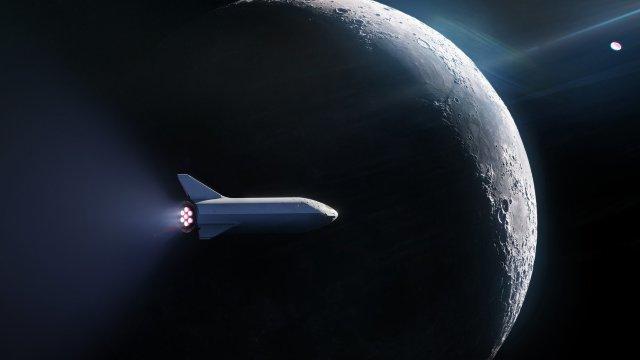 Primul zbor PRIVAT în spaţiu. Ce spune SpaceX despre primul turist din lume care va zbura în spațiu