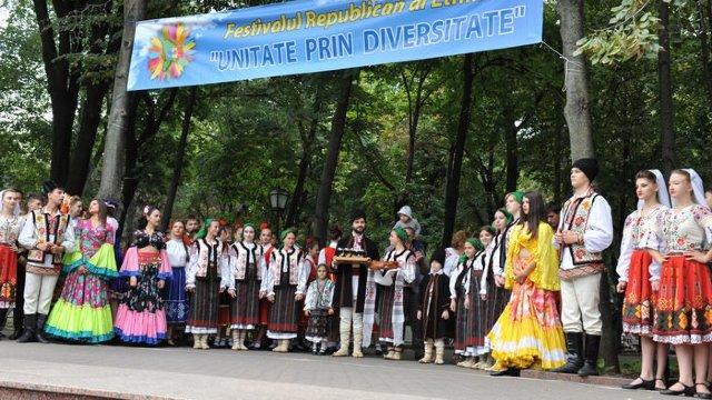 La Chișinău va avea loc Festivalul republican al etniilor