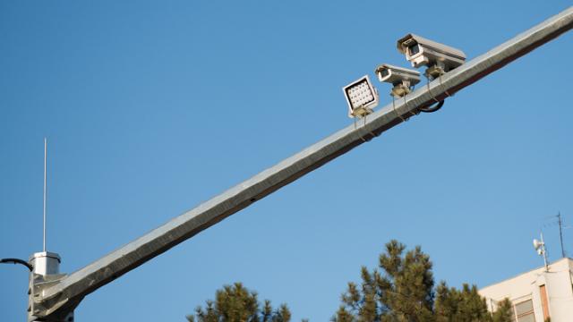 Camerele video au depistat 167 de mii de încălcări în trafic