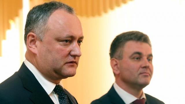 Vadim Krasnoselski nu crede că este necesar să se întâlnească în decembrie cu Igor Dodon, așa cum anunțase anterior șeful statului