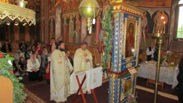 O parohie din România și o parohie din R.Moldova s-au înfrățit