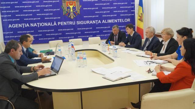 Experții Rosselhoznadzor se află la Chișinău. Ce le-au spus resprezentanții ANSA