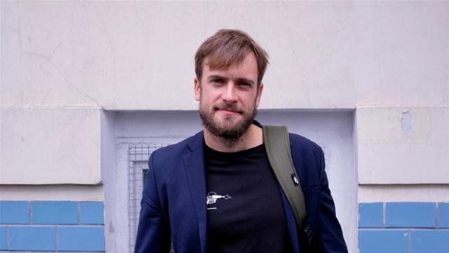 Piotr Verzilov membru Pussy Riot, totuși ar să fi fost otrăvit