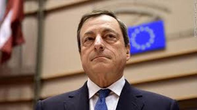 Mario Draghi: BCE nu are în prezent planuri pentru emiterea unei monede digitale