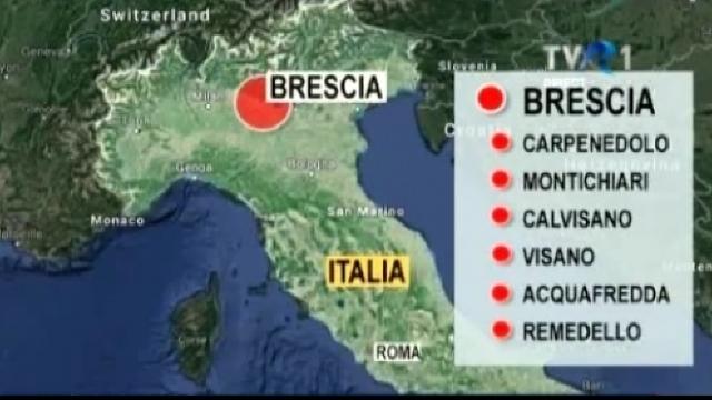 Italia | Epidemie din cauza unei bacterii periculoase din apă. Trei oameni au murit