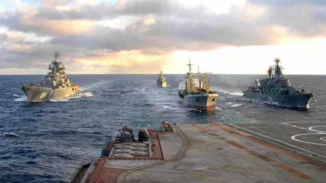 Ucraina desfăşoară trupe în zona Mării Azov, din cauza acţiunilor agresive ale Rusiei