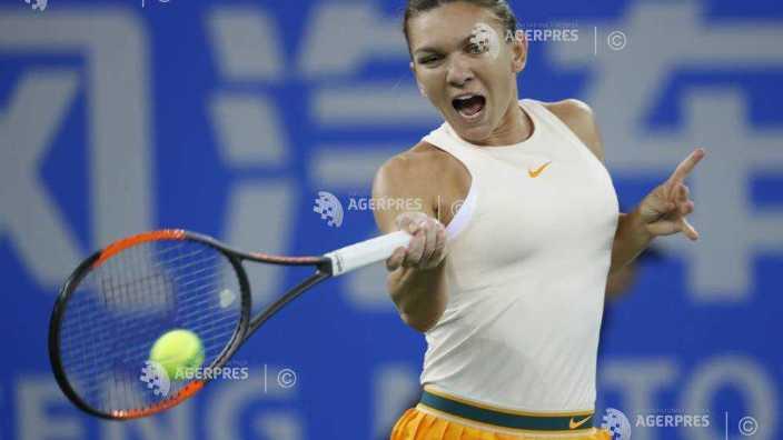 TENIS   Simona Halep a abandonat în primul tur la Beijing (WTA)