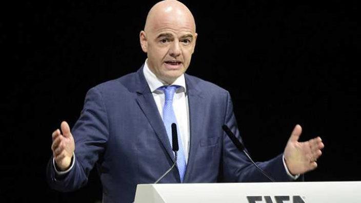 Schimb de replici între preşedintele FIFA şi cel al Federaţiei germane de fotbal pe marginea organizării EURO 2024