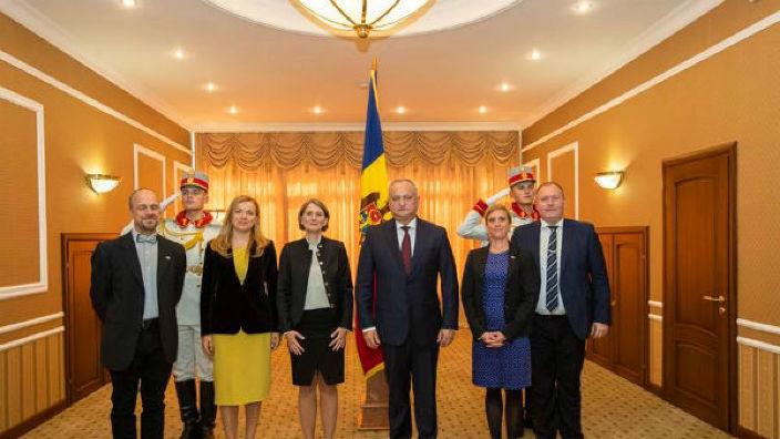 Cinci ambasadori noi în Republica Moldova