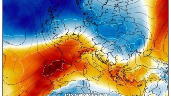 Un val de AER POLAR ajunge în Europa. Până la câte grade vor scădea temperaturile în regiune