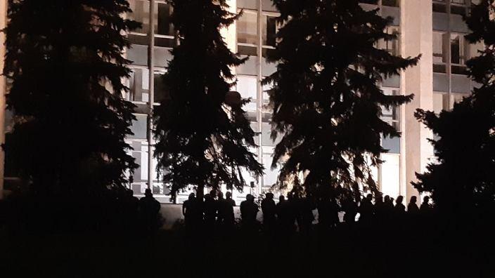 LIVE VIDEO/TEXT | Manifestația unioniștilor la Chișinău s-a încheiat sub presiunea poliției. Constantin Codreanu: Democrația a murit în R.Moldova